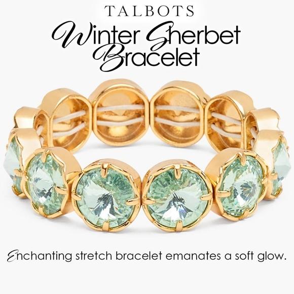 TALBOTS SHERBET BRACELET